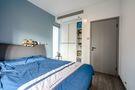 豪华型140平米四室三厅现代简约风格卧室装修效果图