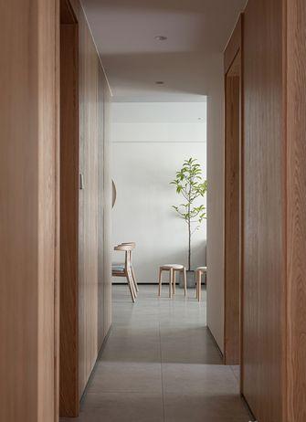 日式风格走廊效果图