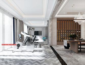 20万以上140平米别墅法式风格健身房图片