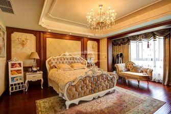 140平米四室三厅欧式风格卧室装修案例