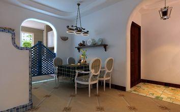 15-20万100平米三地中海风格餐厅装修案例