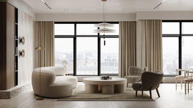 140平米三室两厅美式风格阳台图