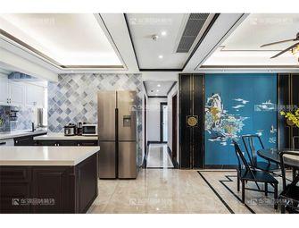 豪华型140平米四室三厅中式风格走廊装修图片大全