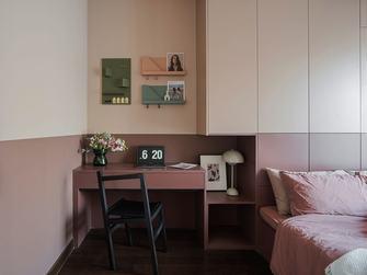 经济型90平米三室两厅现代简约风格青少年房装修案例