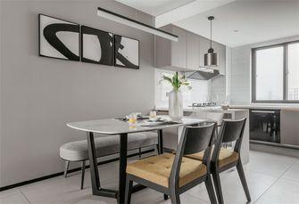 15-20万140平米四室一厅现代简约风格餐厅装修效果图