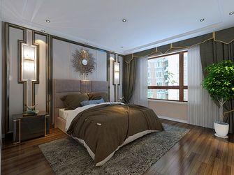 120平米三室两厅港式风格卧室图
