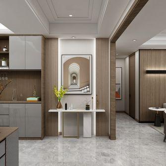 经济型三室两厅现代简约风格玄关图片大全