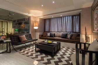 20万以上140平米三室一厅北欧风格客厅图