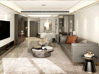 20万以上130平米四室一厅现代简约风格客厅效果图