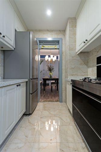 三室两厅美式风格厨房装修案例