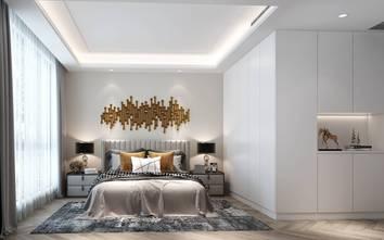 20万以上140平米四室两厅现代简约风格青少年房装修案例
