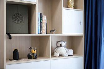 100平米三室两厅轻奢风格卧室装修案例