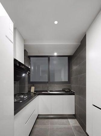 3-5万90平米现代简约风格厨房装修案例