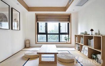 15-20万三室两厅日式风格书房装修案例