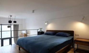3万以下40平米小户型现代简约风格卧室装修效果图
