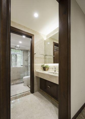 豪华型140平米四室三厅中式风格卫生间装修案例