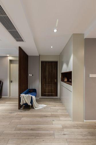 豪华型140平米四室两厅北欧风格玄关设计图