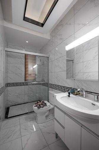 富裕型120平米三室两厅中式风格卫生间装修案例
