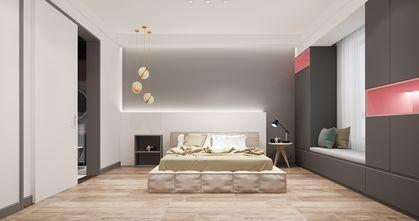 80平米一居室轻奢风格卧室装修案例