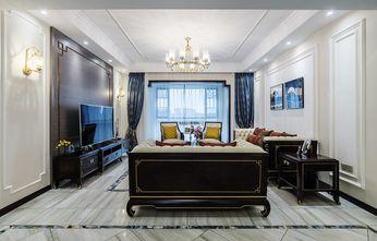 富裕型140平米四室四厅中式风格客厅装修图片大全