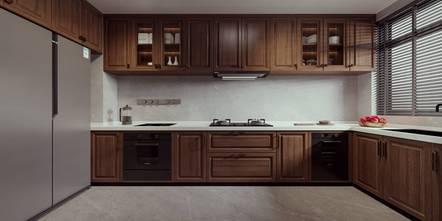 豪华型140平米中式风格厨房欣赏图