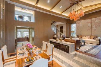 5-10万复式东南亚风格餐厅图片