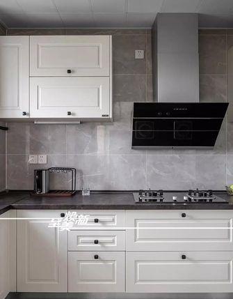 10-15万130平米三室两厅美式风格厨房设计图
