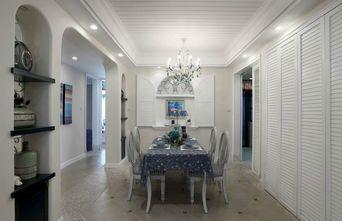 110平米三地中海风格客厅装修图片大全