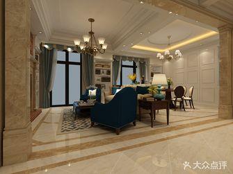 20万以上140平米别墅美式风格客厅图片大全
