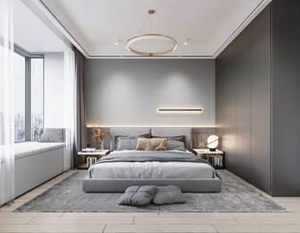 110平米四现代简约风格卧室图片