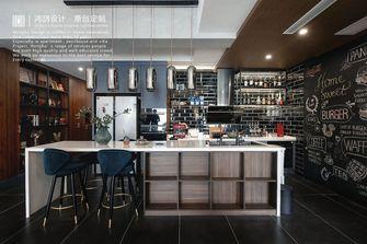 20万以上140平米一室两厅混搭风格餐厅装修图片大全