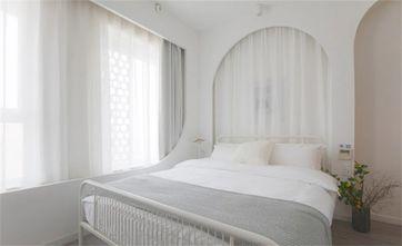 30平米超小户型北欧风格卧室图