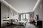 140平米四现代简约风格卧室装修图片大全