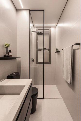 经济型30平米小户型轻奢风格卫生间效果图