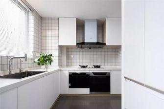 110平米三室一厅日式风格厨房装修图片大全