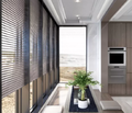 豪华型130平米四中式风格阳台装修案例