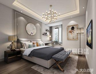 140平米三室两厅轻奢风格卧室图