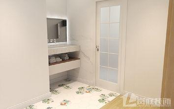 20万以上120平米四室一厅现代简约风格卫生间效果图