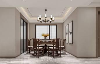 豪华型140平米三室三厅中式风格餐厅装修图片大全