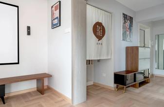5-10万70平米三室一厅现代简约风格玄关装修案例