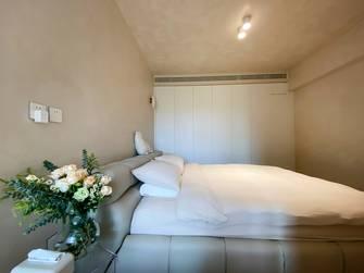 豪华型80平米混搭风格卧室欣赏图