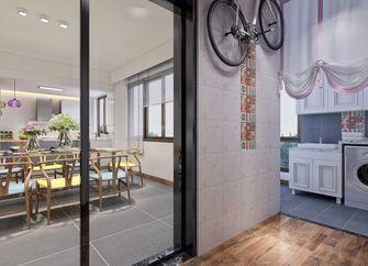 10-15万130平米田园风格走廊装修案例