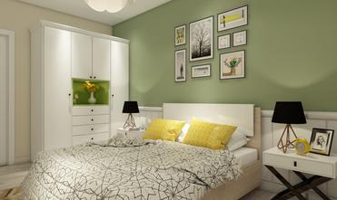 富裕型120平米三北欧风格卧室图片