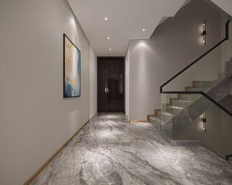豪华型140平米别墅现代简约风格走廊图片大全
