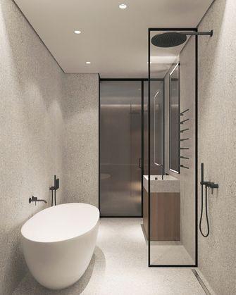 90平米公寓日式风格卫生间图片大全