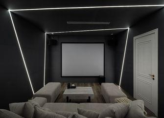 20万以上140平米四现代简约风格影音室图片大全