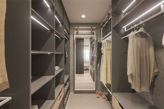 10-15万110平米三室两厅现代简约风格衣帽间效果图