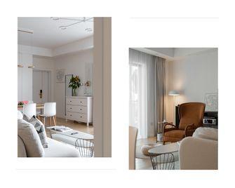 20万以上120平米三室两厅日式风格餐厅欣赏图