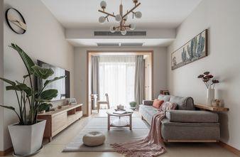 100平米三室三厅日式风格客厅装修图片大全