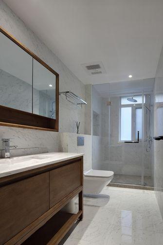 15-20万140平米三室两厅中式风格卫生间设计图